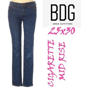 🔥⭐NWOT BDG by UO 25X30 Midrise Jeans⭐🔥